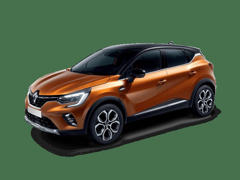 Renault Captur 10Tce Zen 67Kw