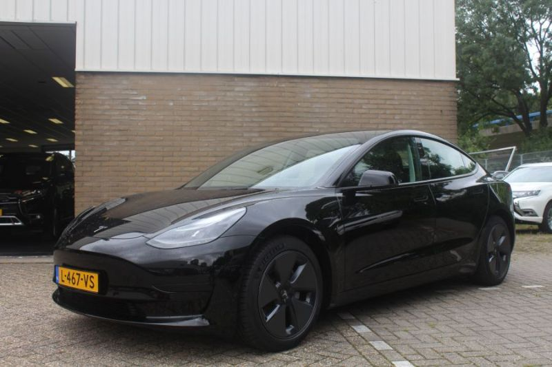 Tesla Model 3 55Kwh Ev Standard Range Plus Rwd 202Kw Aut